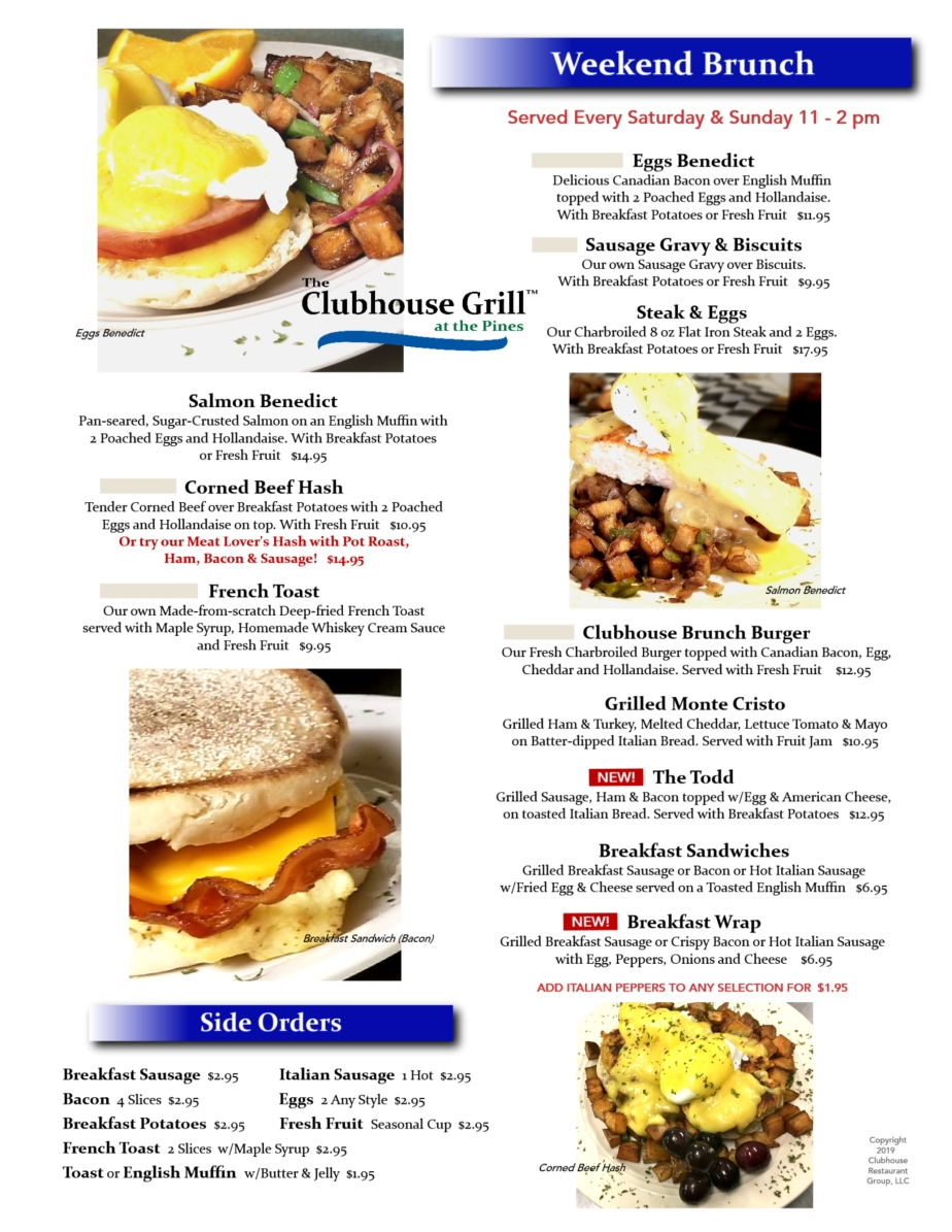 CG Brunch Menu full page